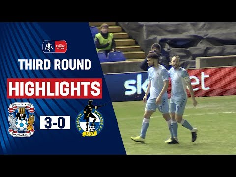 Coventry Bristol Rovers Goals And Highlights