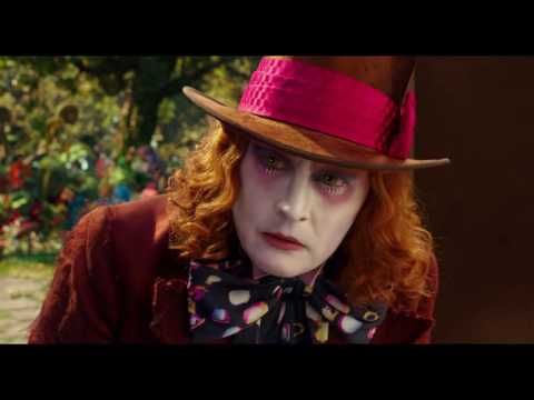 Alice Through The Looking Glass - 'Tea and Time' clip
