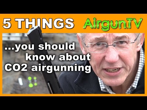 5 THINGS to know about CO2 air guns