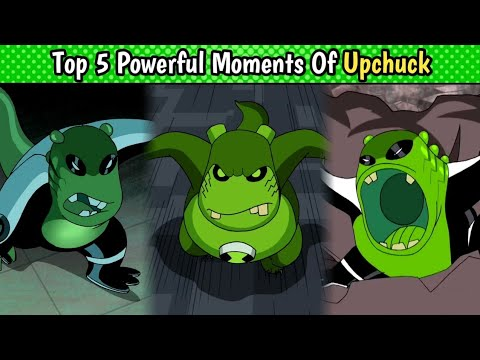 Download Top 5 powerful Moments of Upchuck || Top 5 Fights of Upchuck || Upchuck || Ben 10 || Anime Toonist