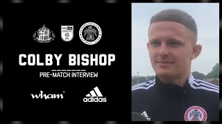 INTERVIEW: Bishop talks Posh, Sunderland and his love for Reds