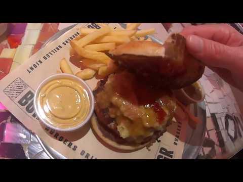Thanksgiving Burger At BGR The Burger Joint