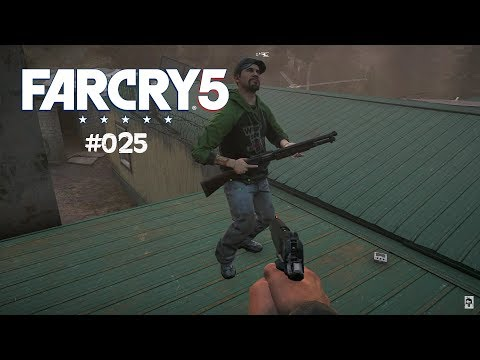 Let's Play Far Cry® 5 #025 - Brenn Baby Brenn  [HD+]