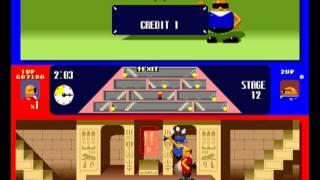 Bonanza Bros (Arcade Game)