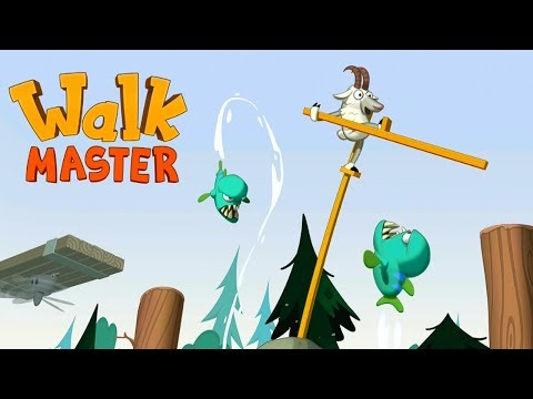 Walk Master - Android Gameplay (by Two Men And A Dog)
