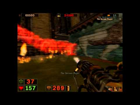 Let's Play Serious Sam: The Second Encounter P13 - Welcome To Babylon [SERIOUS CO-OP]