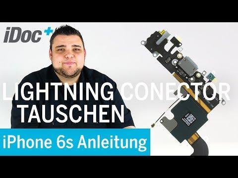 iPhone 6s - Lightning Connector tauschen / Ladebuchse oder Mikrofon defekt