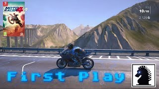 NS First Play - Moto Racer 4