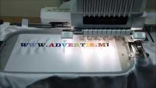 Машинная вышивка - Advertis.md(, 2014-03-29T13:19:41.000Z)