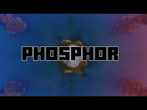Phosphor - An epic Mineplex bridges map