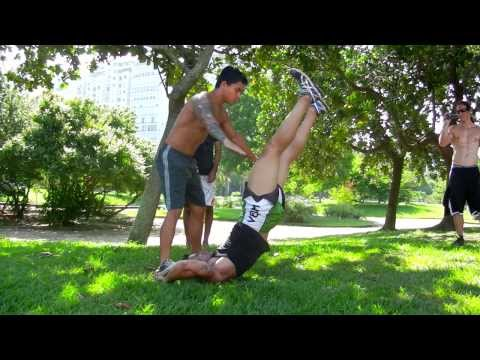 BAR BROTHERS RIO - XTrem Workout (Part 1)