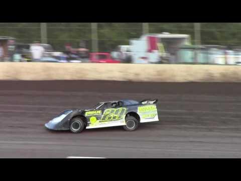 Brian Cronk Heat Race Willamette Speedway