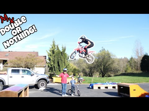 MX Double Or Nothing Challenge! Who Chickens Out?!