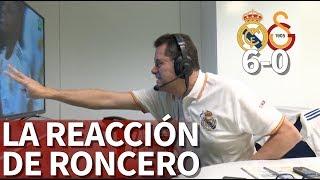 Real Madrid 6 Galatasaray 0  Roncero disfrutó como niño con el hat trick de Rodrygo   Diario AS