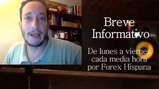 Breve Informativo - Noticias Forex del 6 de Agosto 2018