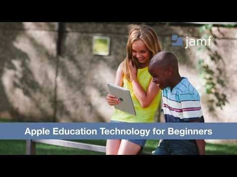 Apple Education Technology for Beginners Mp3