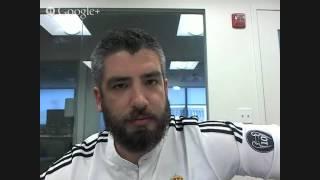 Live Chat: Cain Velasquez