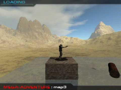 Paul's Gaming - Doom 3 MOD - MarioDoom part2 |