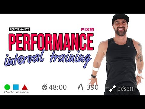 Workout Total Body Senza Salti + Addominali e Braccia (Performance)