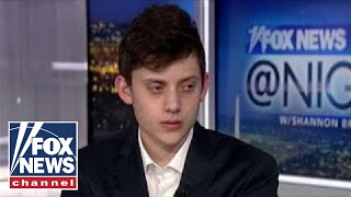 Parkland student talks lobbying in DC for school safety bill