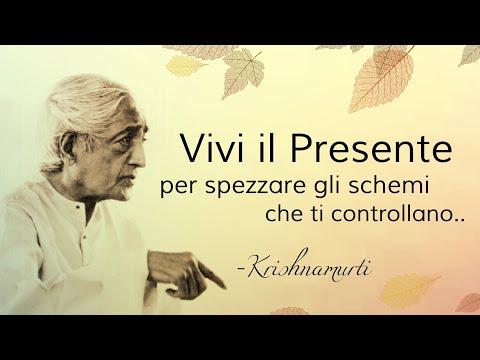 Spezzare gli Schemi della Mente - Krishnamurti
