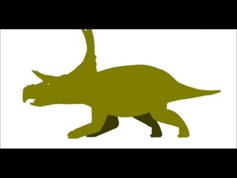 Diabloceratops vs Albertosaurus