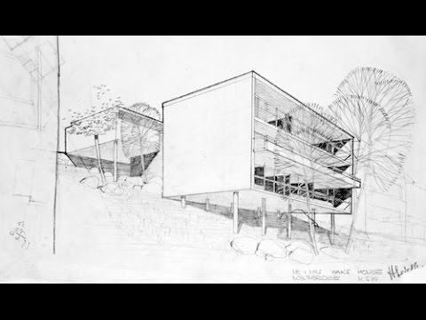 harry-seidler-lecture:-principles-in-the-mainstream-of-modern-architecture