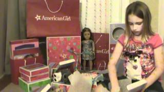 What Ive Got From The American Girl Doll Store