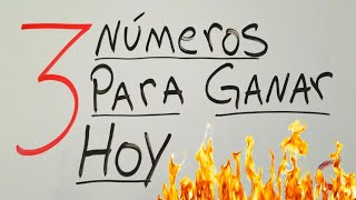 NÚMEROS PARA HOY 21/09/21 DE SEPTIEMBRE..! NUMEROLOGIA RD