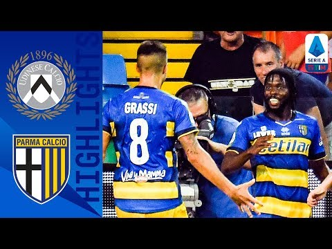 Udinese 1-3 Parma | Gervinho Steals the Show as Parma Come From Behind to Win | Serie A