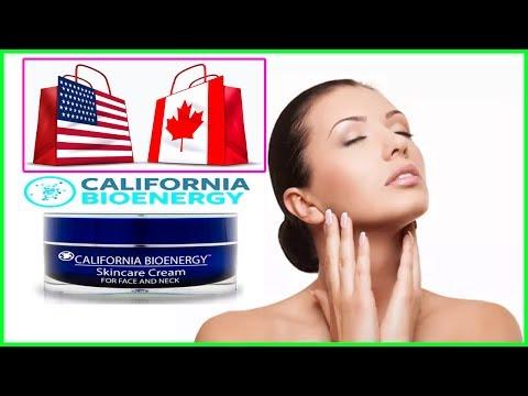 California Bioenergy Skin Care Cream  -  California Anti Aging Cream