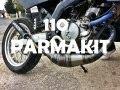 GoPro Derbi 110cc Parmakit / Run Vs 500cc Polaris et 250cc Raptor / Wheel Vitesse