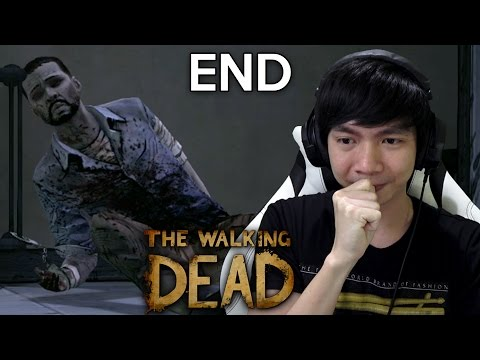 Selamat Tinggal Clementine - The Walking Dead Game - END