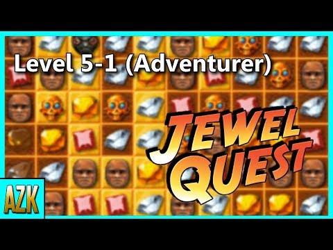 JEWEL QUEST – LEVEL 5-1 (Adventurer)