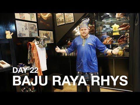 Baju Raya Rhys