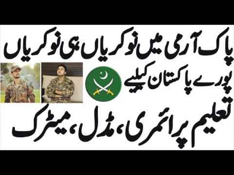 how to Join Pak Army as Lady Cadet Course 2019 Captain LCC-15 Online  Registration