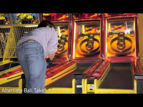 Behind the Scenes - Arcade Dominator