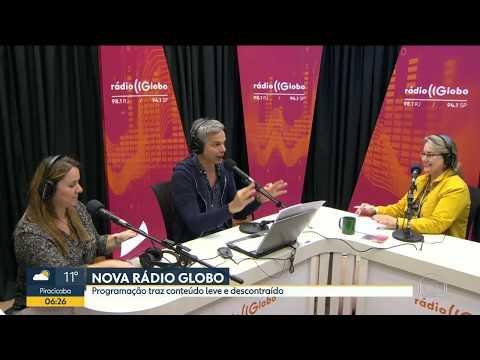 Rádio globo ( novos apresentadores e studios )