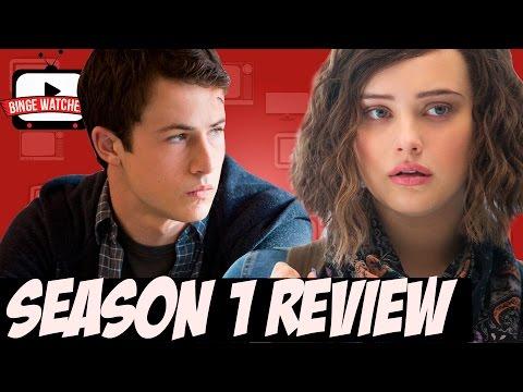 13 REASONS WHY Season 1 Review (Spoiler Free)