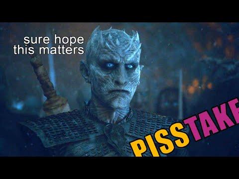 Game of Thrones Season 8 Pisstake - Episode 3