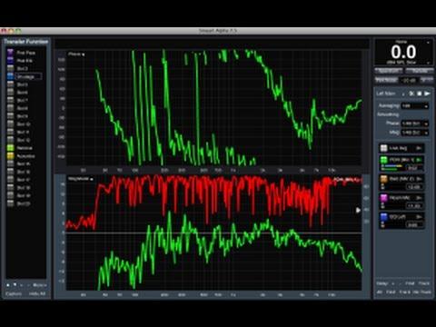 """Настройка звука с помощью Smaart. Часть 3 """"Процессор""""."""