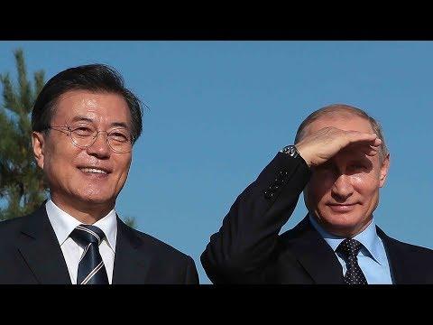09/06/2017: Will Putin push Moon on US military leave? | Brazilian economy amid political turmoil
