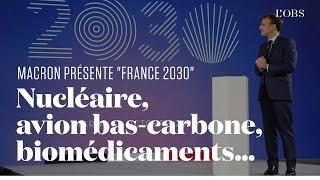 Les 10 chantiers prioritaires d'Emmanuel Macron pour 2030
