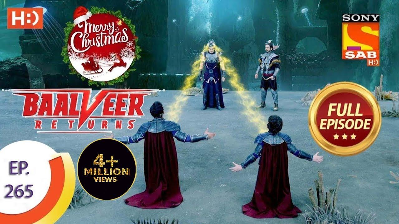 Download Baalveer Returns - Ep 265 - Full Episode - 28th December 2020