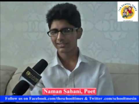 Interview: Naman Sahni