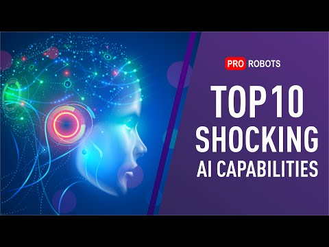 10 incredible cases, when artificial intelligence shocked. Smart neural networks