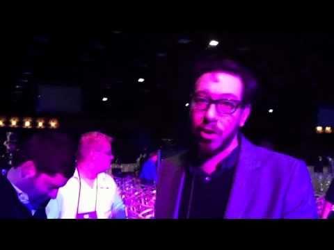 Joshua Topolsky Says Hi to T3ch H3lp Editor Jason Tsay