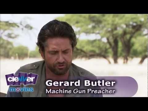 Gerard Butler 'Machine Gun Preacher'