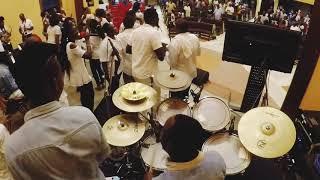 John Lisu Wakusifiwa by worship First. Drummer :Toms Mwambo