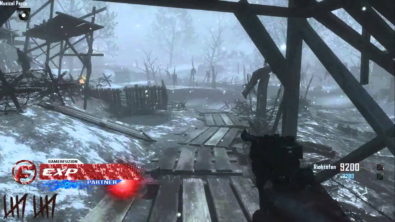 Black ops 2 origins zombies get inside the giant robots - Black ops 2 origins walkthrough ...
